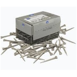 MUSTAD RN6 NAILS CASE OF 12...