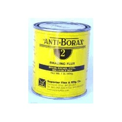 ANTI BORAX BRAZING FLUX
