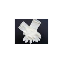 LATEX GLOVES BOX OF 100