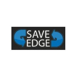 SAVE EDGE HALF ROUND RASP FILE